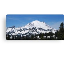 Chinook Pass View Canvas Print
