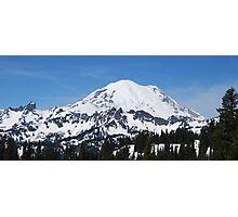 Chinook Pass View Photographic Print