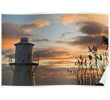 East Usk Lighthouse Poster
