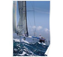 No. 60 Sydney to Hobart Yacht Race Poster
