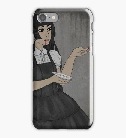 Gothic Lolita iPhone Case/Skin
