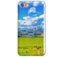 London - Greenwich I iPhone Case/Skin