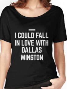 I HEART DALLAS WINSTON Women's Relaxed Fit T-Shirt