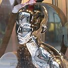 Liquid Steel, Mannequin From the Future? by shutterbug2010