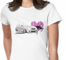Lupo GTi Womens Fitted T-Shirt