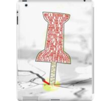 You Will Go To The Paper Towns.. iPad Case/Skin