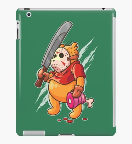 Winnie Voorhees iPad Case/Skin