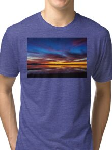 Newburyport Salt Pannes Dusk Tri-blend T-Shirt