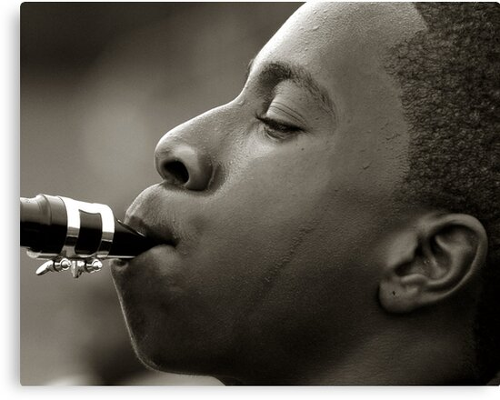 Blow That Sax  by photosbytony
