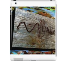 Natures signature. iPad Case/Skin