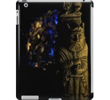 The King - dark and brooding (2) iPad Case/Skin