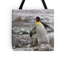 Penguin Waddle Tote Bag
