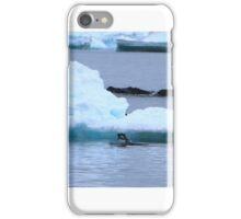 Adelie Penguins in Antarctica, 8 iPhone Case/Skin