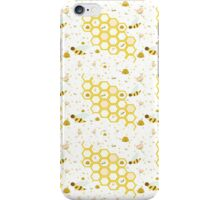 Honey Bees iPhone Case/Skin