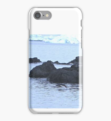 Adelie Penguins in Antarctica,   10 iPhone Case/Skin