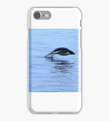 Adelie Penguins in Antarctica, 12  iPhone Case/Skin
