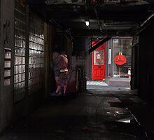 In a Dark Corner by Peter Hammer