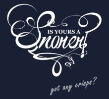 Is Yours a Snorer? Kids Tee