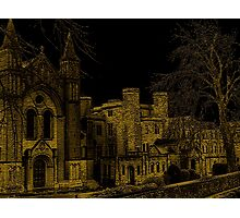 Buckfast Abbey In Southwest England Photographic Print