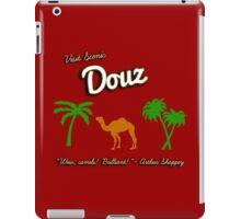 Douz Tourism iPad Case/Skin