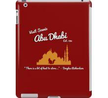Abu Dhabi Tourism iPad Case/Skin