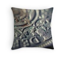 Fidei Defensor Throw Pillow