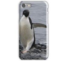 Adelie Penguins in Antarctica,   16 iPhone Case/Skin