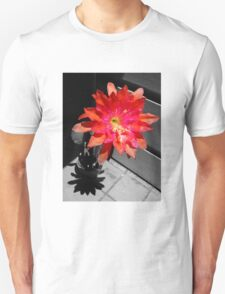 Cactus Flower At High Noon T-Shirt
