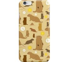 Groundhogs iPhone Case/Skin