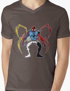 Mashup: Spider-Verse Mens V-Neck T-Shirt