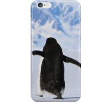 Adelie Penguins in Antarctica,   18 iPhone Case/Skin