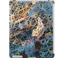 Butterfly Sculpture iPad Case/Skin