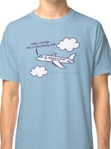 Hello, Carolyn--Colored Classic T-Shirt