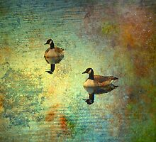 The Monday Geese by Tara  Turner