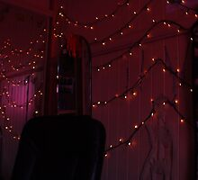 Fairy lights that are bright by grace1993