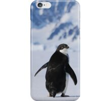 Adelie Penguins in Antarctica,   20 iPhone Case/Skin