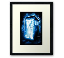 Care To Join Me? Framed Print