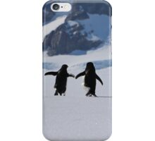 Adelie Penguins in Antarctica,   21 iPhone Case/Skin