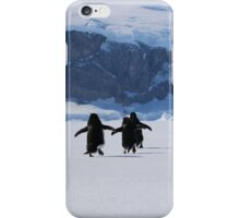 Adelie Penguins in Antarctica,   22 iPhone Case/Skin