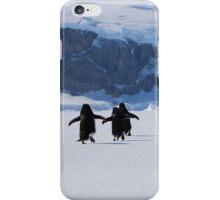 Adelie Penguins in Antarctica,   22 iPhone Case/Skin