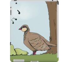 Partridge iPad Case/Skin