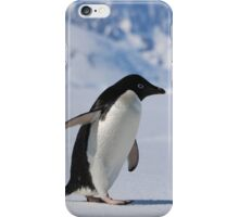 Adelie Penguin in Antarctica,   23 iPhone Case/Skin