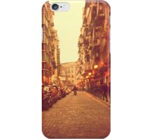 Ride The Sunset iPhone Case/Skin