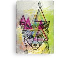 vFoxx Canvas Print