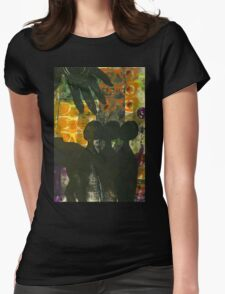 Mr Magic-We Have Your Back Womens Fitted T-Shirt