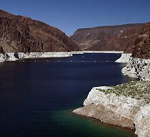 Lake Mead by intography