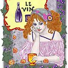 Le Vin Again by redqueenself