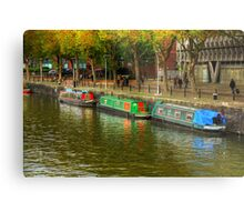 Riverside Rooms Metal Print