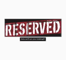 reserved by vampvamp