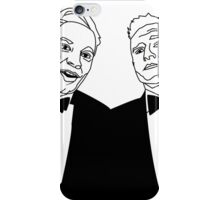 Twinning iPhone Case/Skin